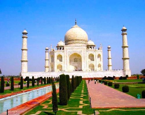 Taj Mahal India1